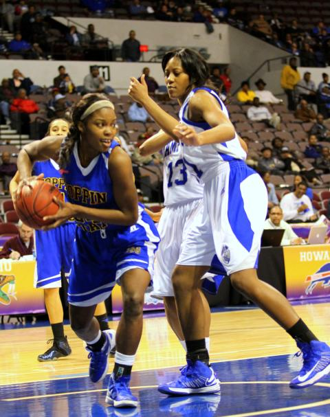 Hampton Lady Pirates advances to MEAC Championshi...