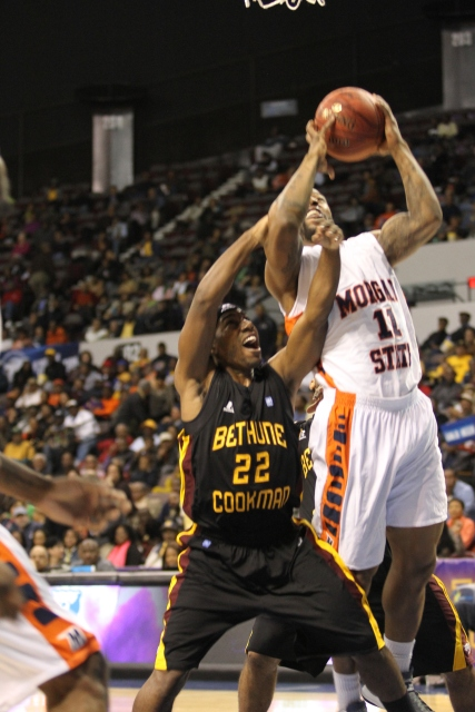 Morgan State Bears hold off the Wildcats of Bethu...