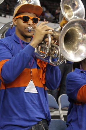 "Morgan State ""Magnificent Marching Machine&q..."