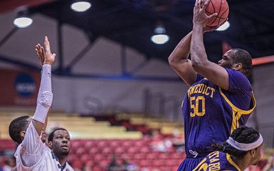 Benedict College defeats No. 3 seed Eckerd to ope...