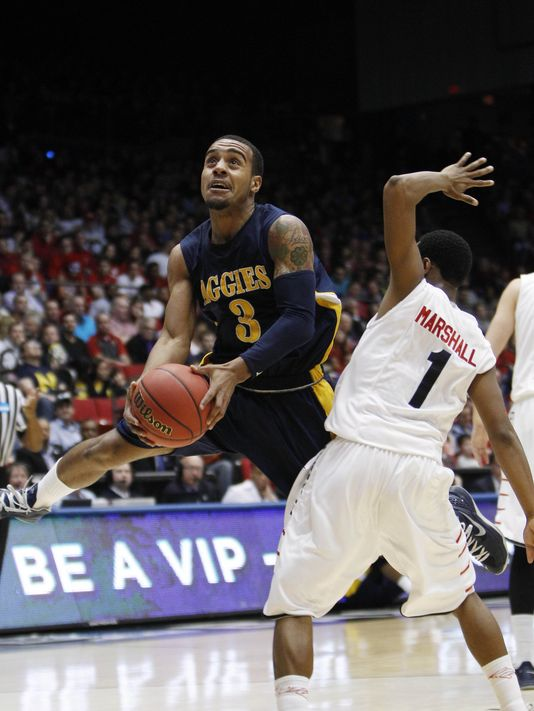 North Carolina A&T makes history with first NCAA ...