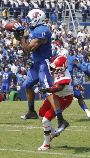 Tennessee State Tigers defense holds down Austin ...