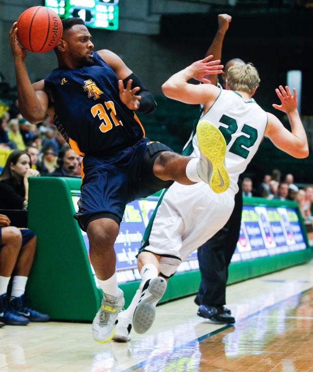 North Carolina A&T Aggies fall to Utah Valley Wol...