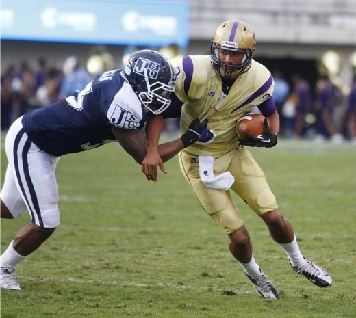 Alcorn State Braves take down Jackson State Tiger...