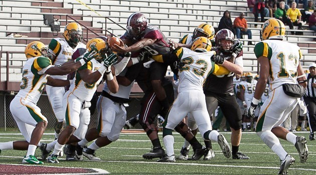 North Carolina Central Eagles use special teams t...