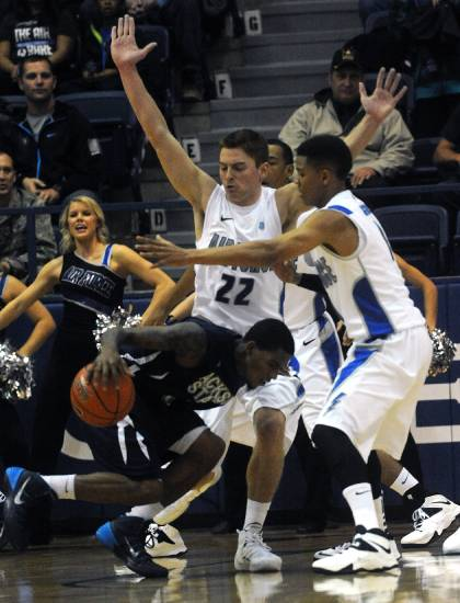 Jackson State Tiges slips by Air Force