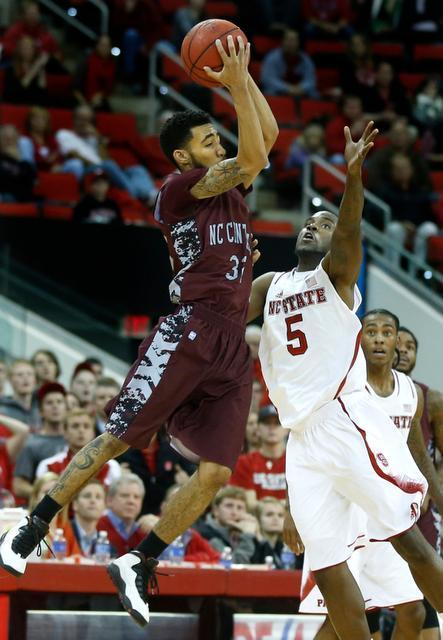 North Carolina Central tops North Carolina State ...