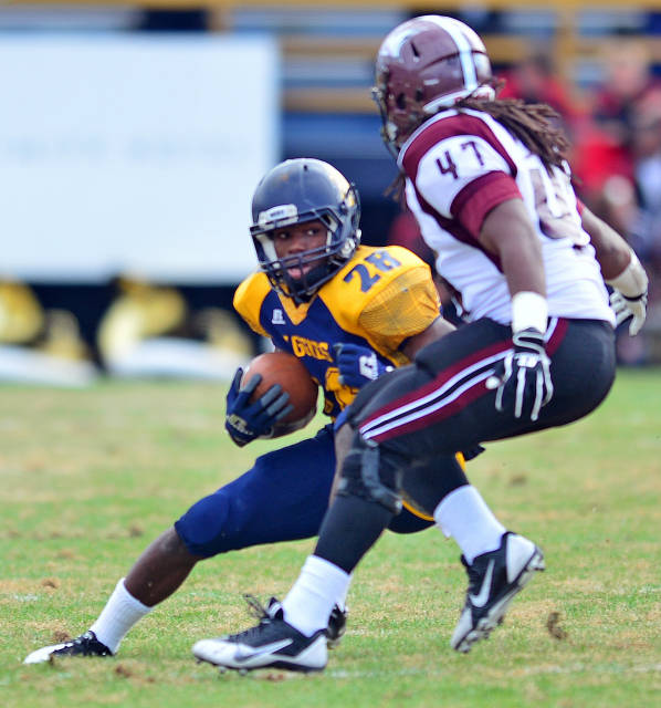North Carolina A&T Aggies win third straight over...