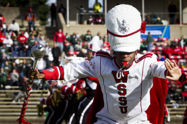 "Winston-Salem State ""Red Sea of Sound"" ..."