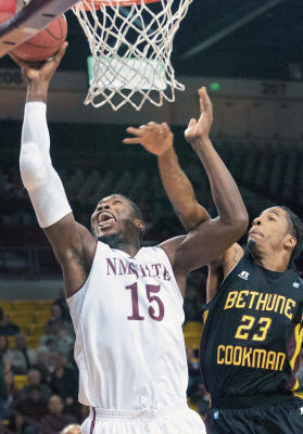 Bethune-Cookman University and New Mexico State U...
