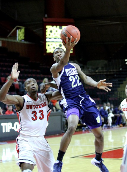 Stillman College Tigers get blown away by Rutgers...