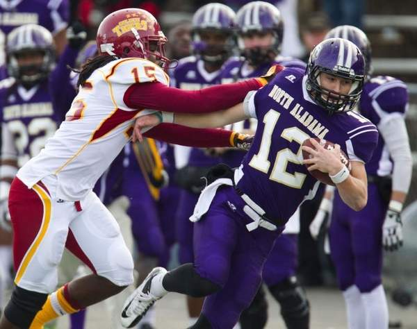 Tuskegee Golden Tigers offense loses all momentu...