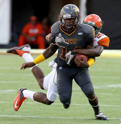 Bethume-Cookman Wildcats too much for Florida A&M...
