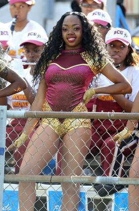 Bethune Cookman University 14kt Gold Dancer at th...