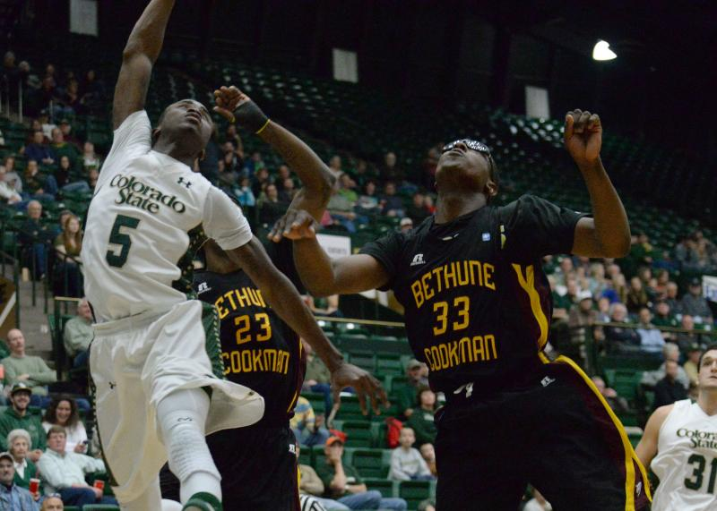 Bethune-Cookman can't control Colorado State