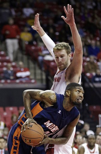 Morgan State can't keep up with Maryland
