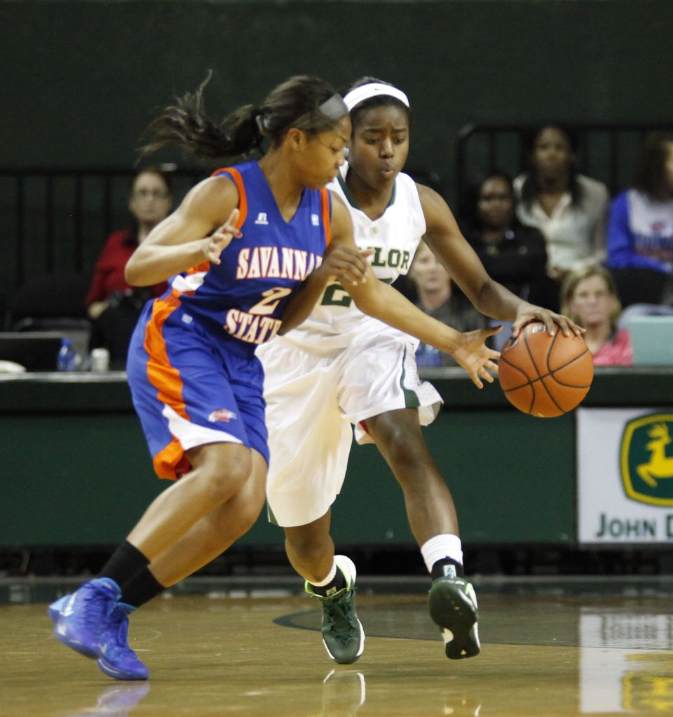 Savannah State Lady Tigers can't keep up wit...