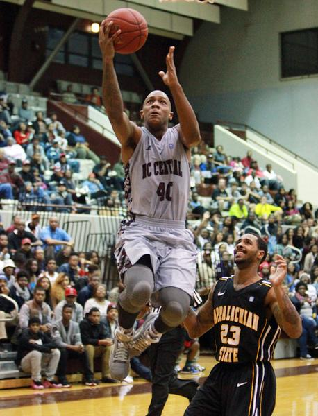 North Carolina Central out scores Appalachian Sta...