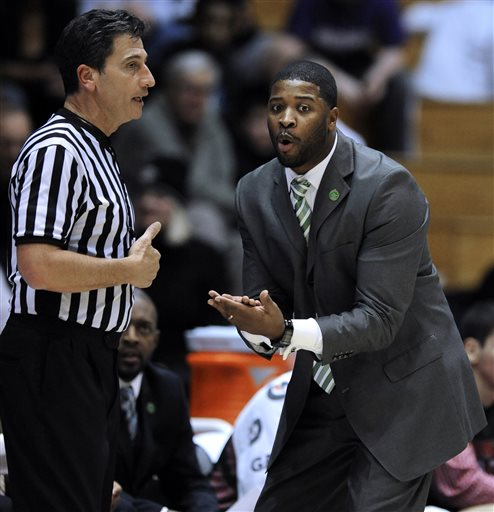 Mississippi Valley State head coach Chico Potts, ...