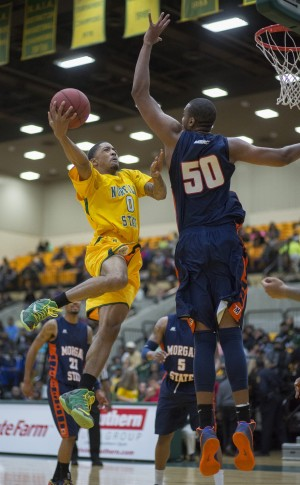Morgan State ends Norfolk State MEAC win streak e...