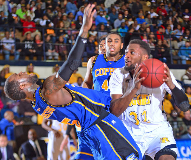 Coppin State Eagles 3-point their way to victory ...