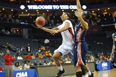 Winston-Salem State Lady Rams upset in loss to Li...