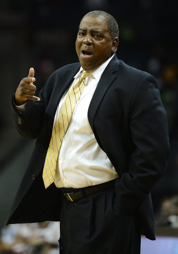 Johnson C. Smith University head basketball coach...
