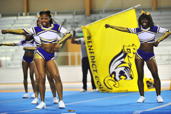 Benedict College competes in the Southern Interco...