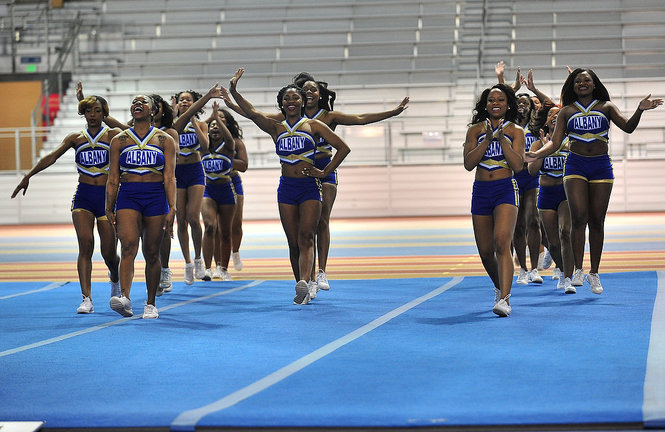 Albany State University competes in the Southern ...