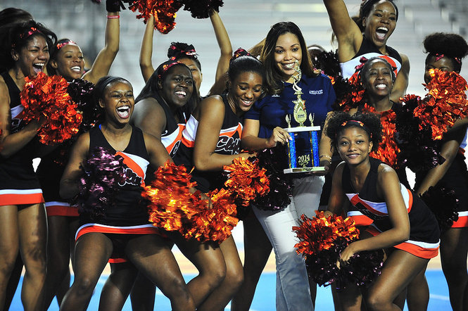 Claflin University wins all-female award at the S...