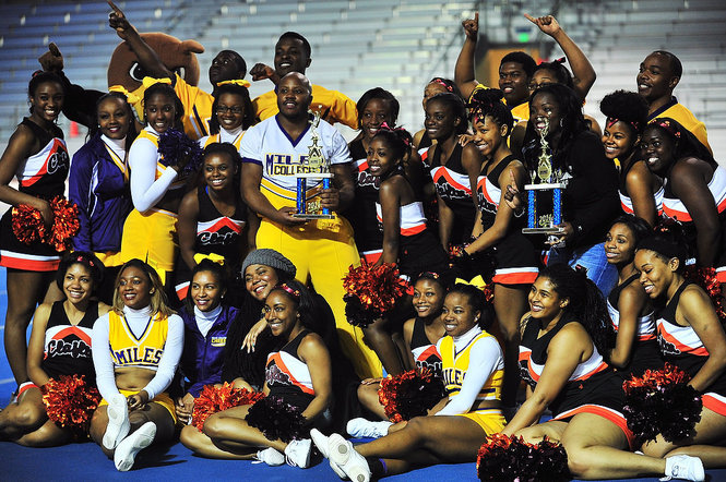 Miles College and Claflin University won the Sout...