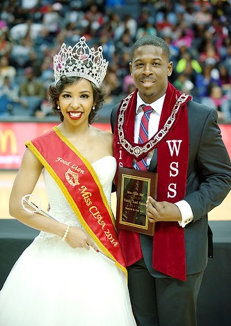 Miss CIAA 2014 is Miss Winston-Salem State Univer...