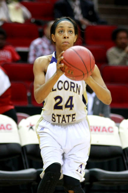 Alcorn State Lady Braves look to shoot against Al...