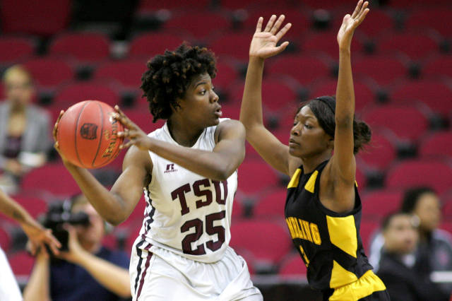 Texas Southern Lady Tigers down Lady Tiger of Gra...
