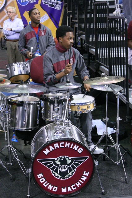 "North Carolina Central University ""Sound Mac..."