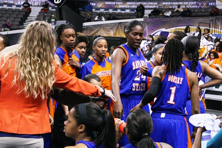 Savannah State Lady Tigers are ready to take on L...