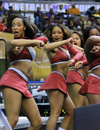 "North Carolina Central University ""Champagne..."