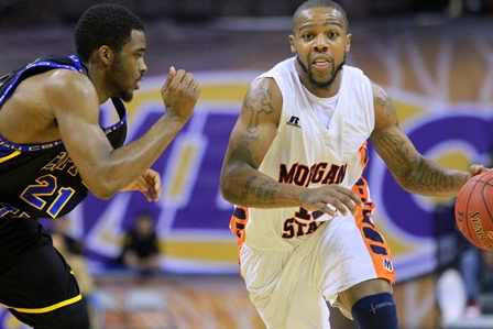 Morgan State Bears past the Eagles of Coppin Stat...