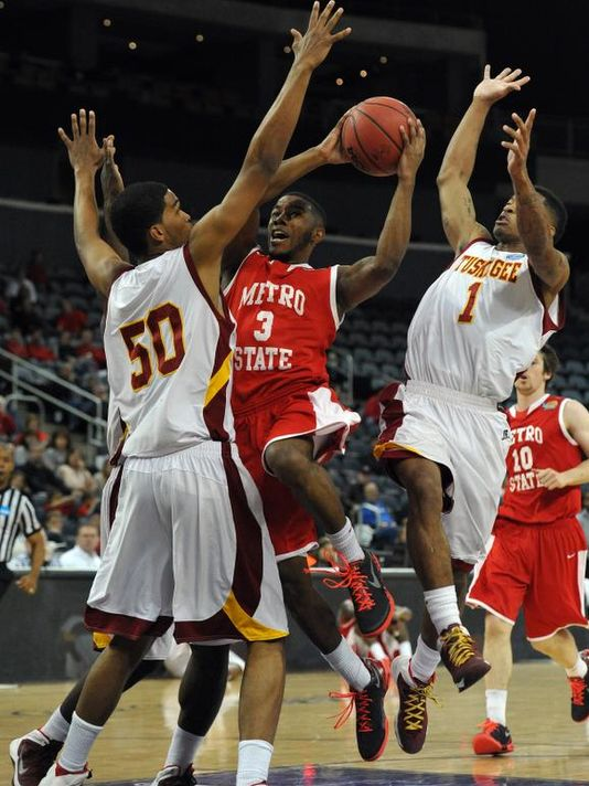Tuskegee Golden Tigers fall to Metro State in the...