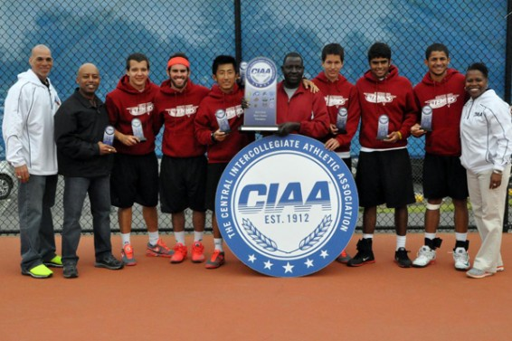 Shaw University Bears Claim 2014 CIAA Men's ...