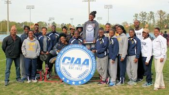 Johnson C. Smith University 2014 CIAA Women'...