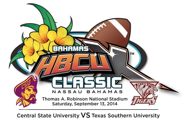 Bahamas HBCUX Classic 2014 will be played in Nass...