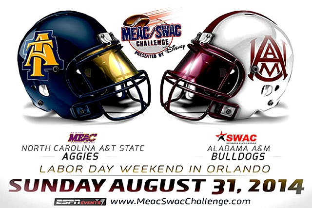 The 10th Annual MEAC SWAC Challenge North Carolin...