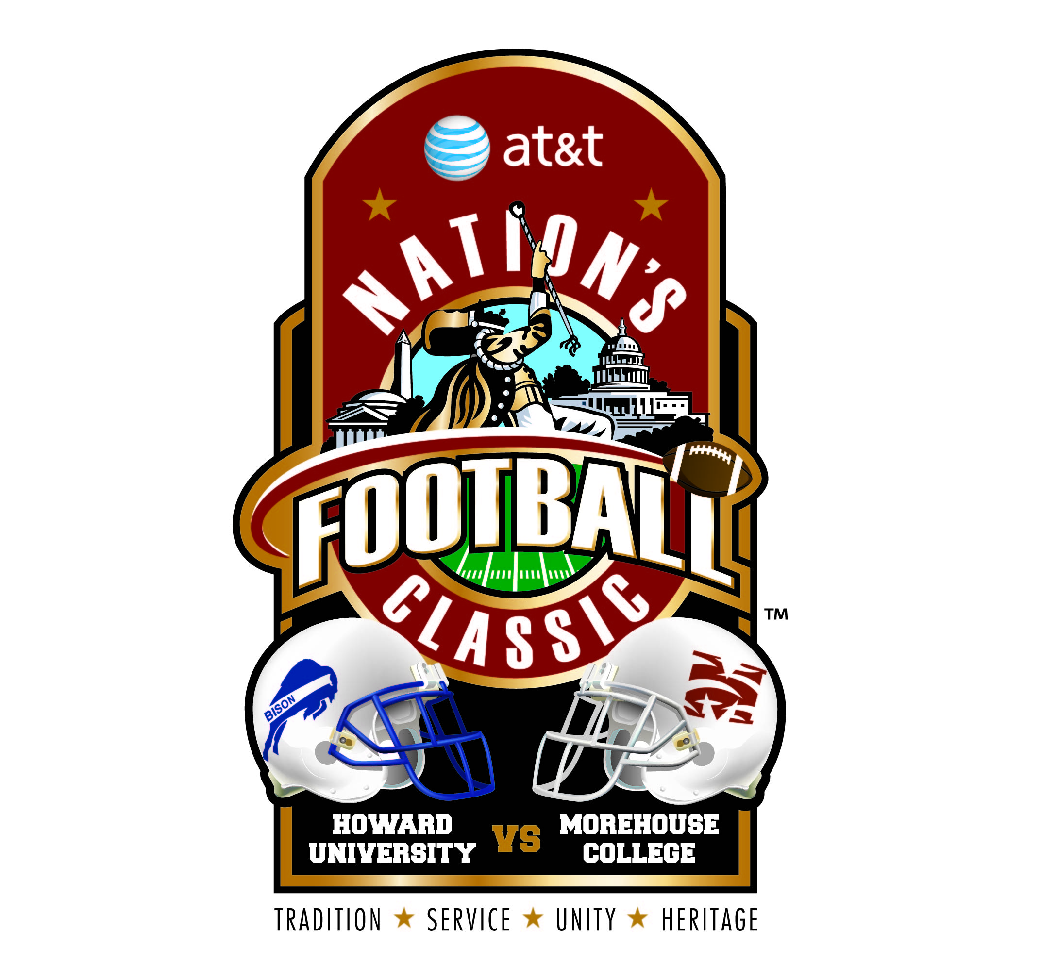 The AT&T Nation's Football Classic�, Howard ...