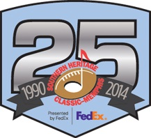 25th SOUTHERN HERITAGE CLASSIC