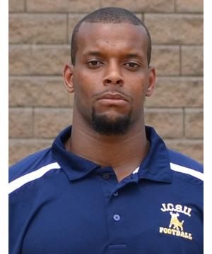 Johnson C. Smith University assistant football co...