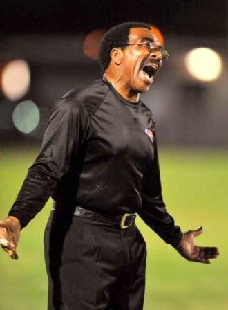 Edward Waters College head coach Alvin Wyatt, Sr....