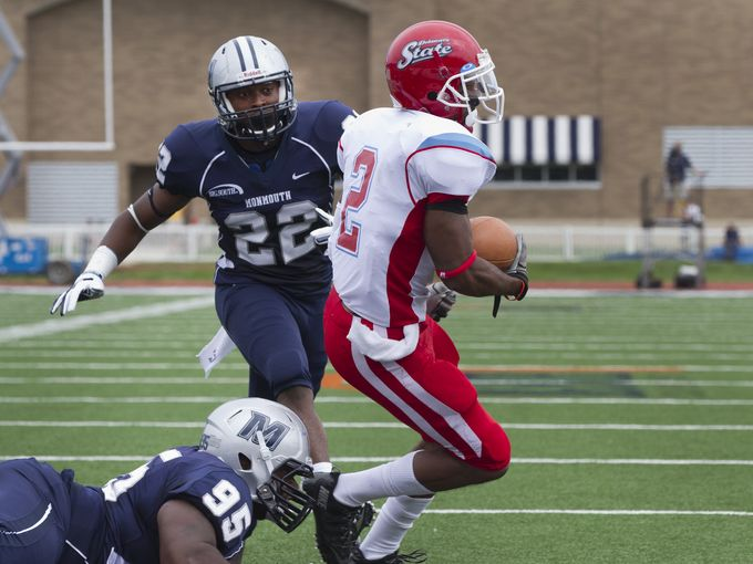Delaware State Hornets come up short in season op...