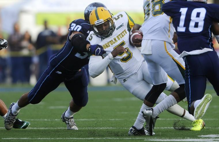 Norfolk State two field goals not enough to hold ...
