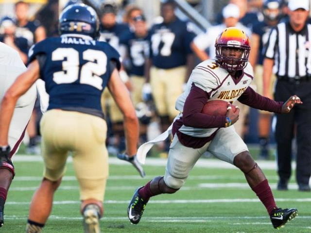 Bethune-Cookman once again opened its football se...